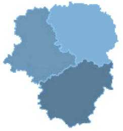 Carte du Limousin